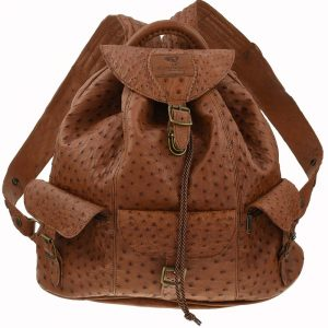ostrich backpack
