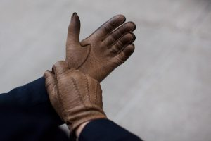peccary-leather-gloves