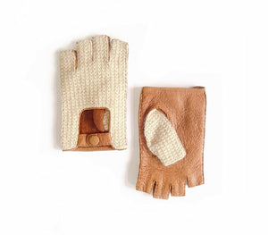 Anteia peccary gloves fingerless