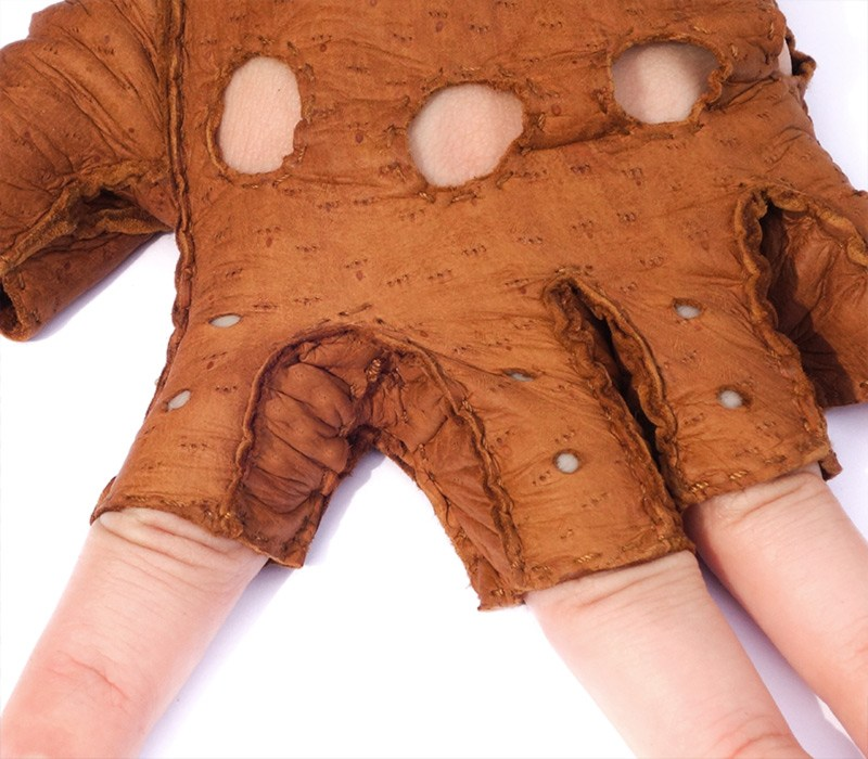 peccary gloves panta cork