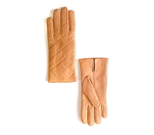 peccary leather gloves cork pomabamba