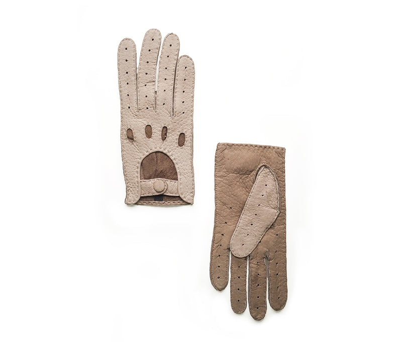 Vilcabamba - Peccary leather gloves - women
