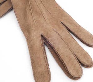 Huascaran - Peccary leather gloves - men