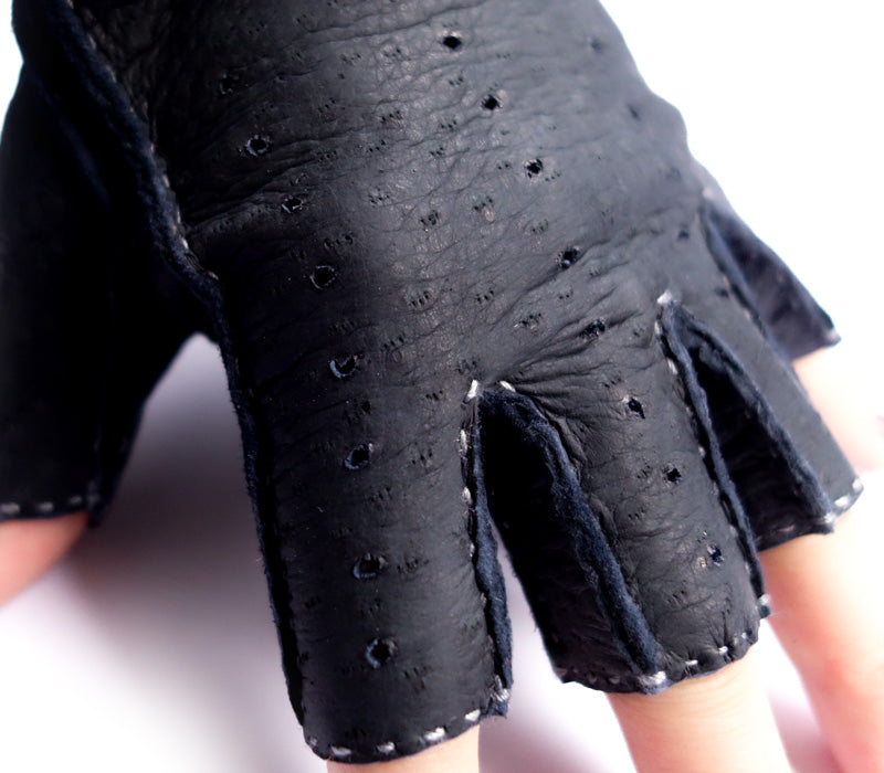 Nyx - Peccary leather gloves