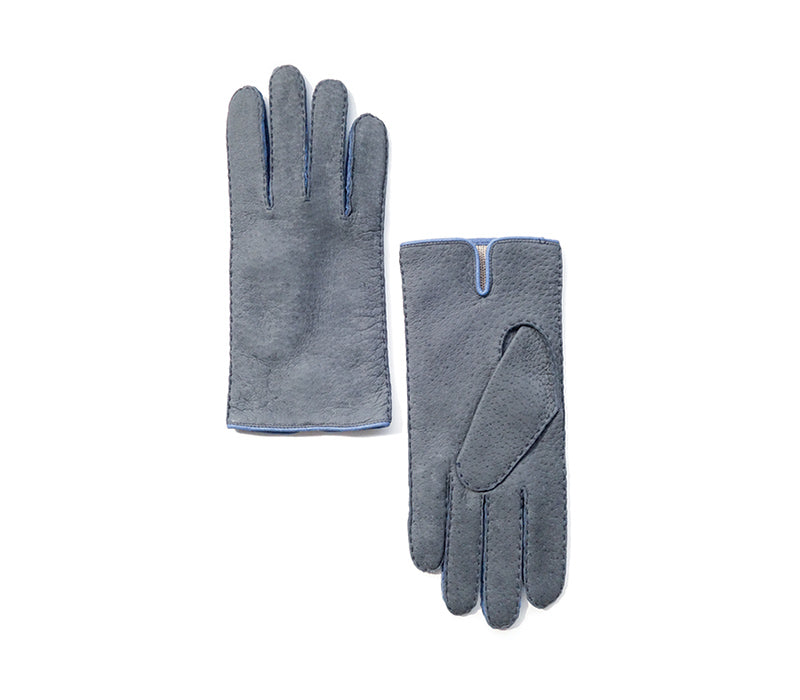 Markos - Peccary leather gloves - men