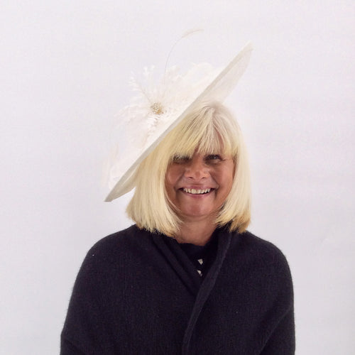 Helen Tilley Millinery - Ella-Rose