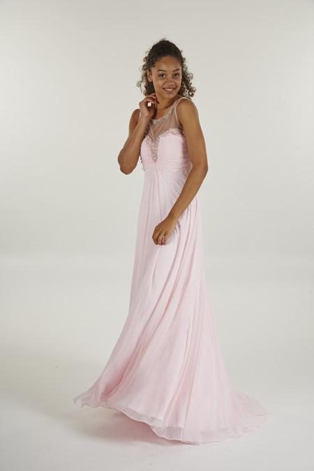 Crystal Breeze Prom Dress - Ellie