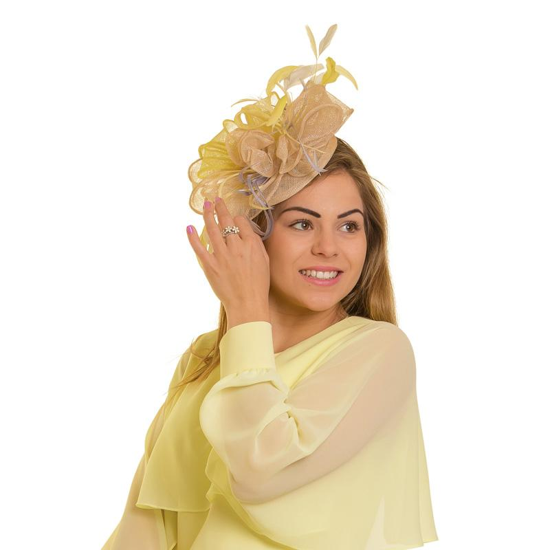 Helen Tilley Millinery - Claire