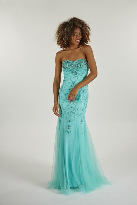 Crystal Breeze Prom Dress - Nicole
