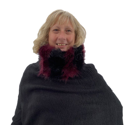 Faux Fur Snood - SC2105