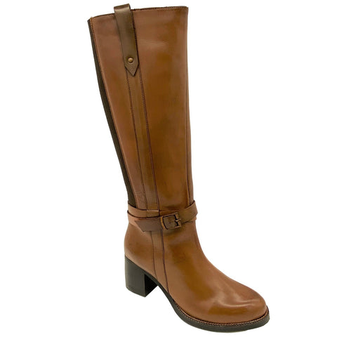 ladies winter long boots