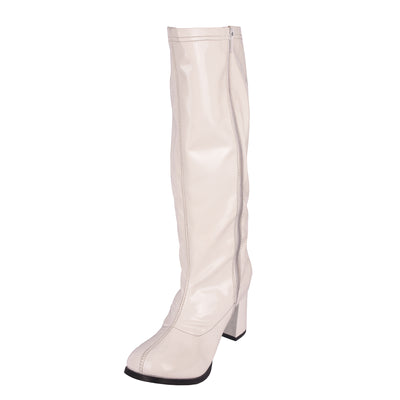 ladies knee high boots