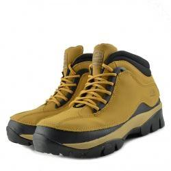 Groundwork Leather Classic Comfort Safety Boots - Honey