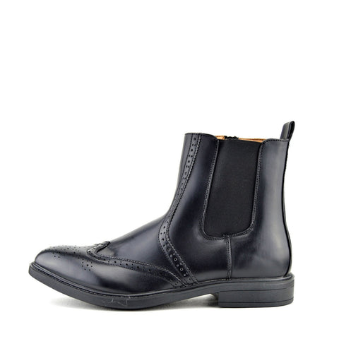 ankle chelsea boots mens
