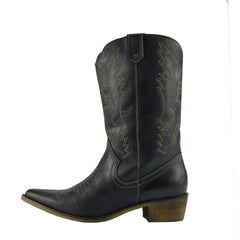 womens cowgirl boots uk