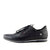 Giatoma Niccoli Leather Mix Smart Trainers - Black