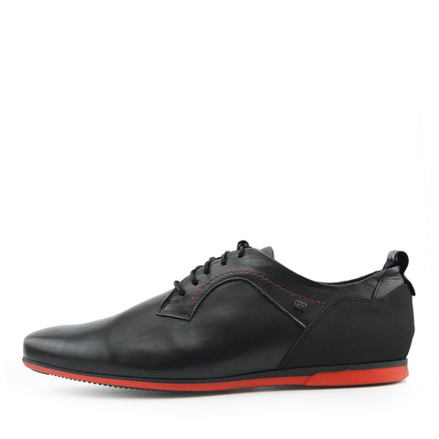 mens formal shoes black
