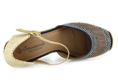 espadrilles ladies tie up