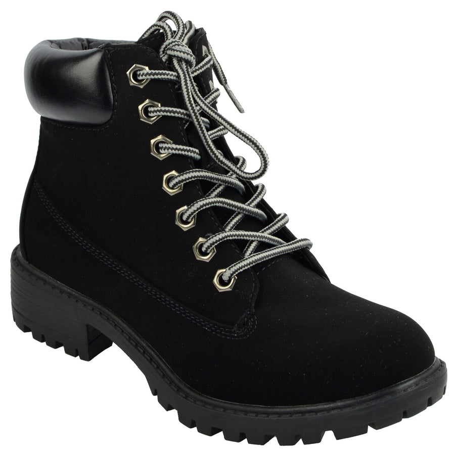 Brecon Combat Boots - Black