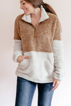 Load image into Gallery viewer, Cozy Pullover - Camel