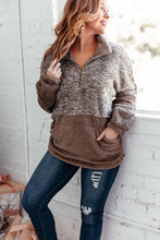 Load image into Gallery viewer, Cozy Pullover - Mocha