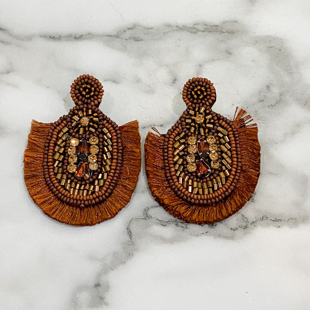 Fancy Fall Earrings