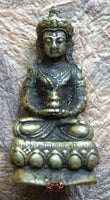 Ancient amulet of the Buddha of long life Amitayus