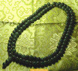 Grand mala in Chinese jade