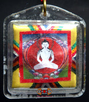 Bönpo Amulet of Tapihritsa (Dzogchen Sungkhor) - Purifies body, word and spirit