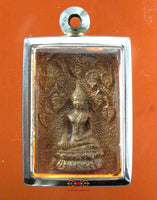 Amulet of Buddha Phra Puthadjao - Venerable LP Kampan
