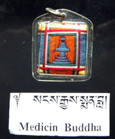 Amulet Yantra Stupa of Medicine Buddha - For good health