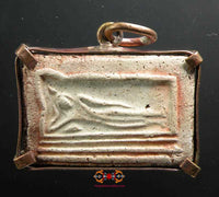 Amulet of Reclining Buddha - Very Venerable LP Tae.