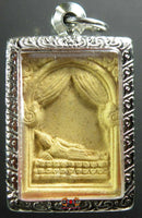 Amulet of the reclining Buddha - Wat Angkhang.