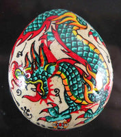 Great dragon Bia Geow amulet - Venerable Ajarn Song
