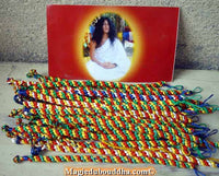 Braided Braided Bracelet blessed by Venerable Palden Dorje
