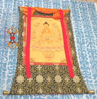 Great Thangka of Sakyamuni Buddha