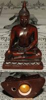 Statue of the Buddha - Ajarn Sané