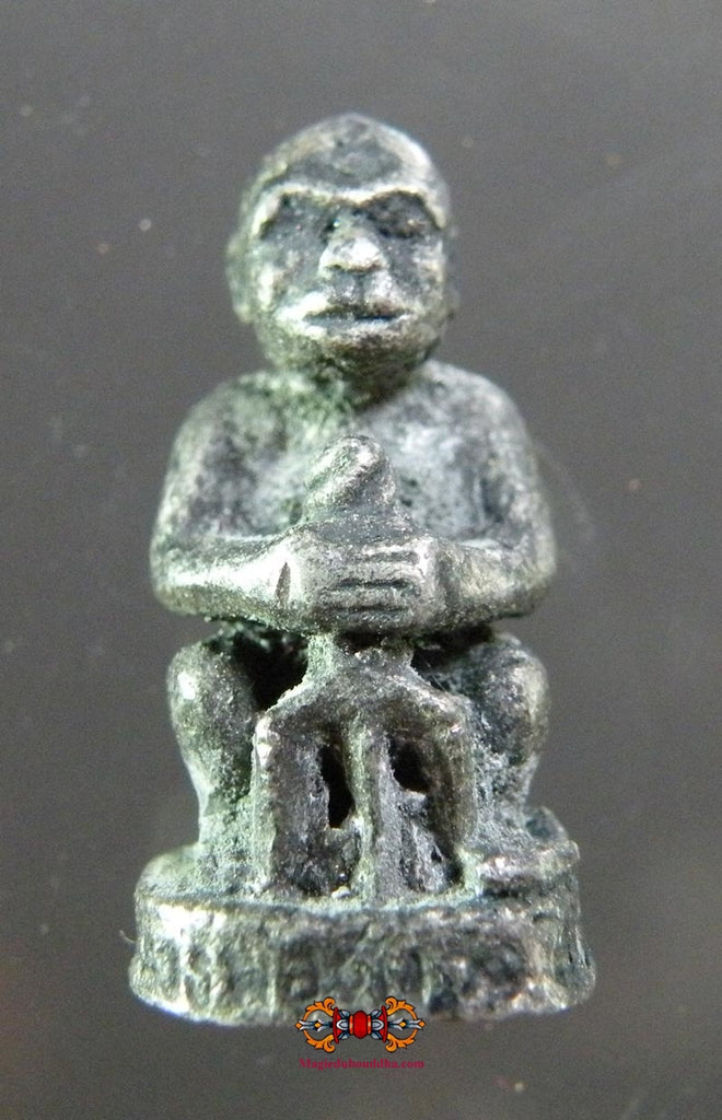 Hanuman Amulet (with lek lai) by Most Venerable Ajarn Sarmlit