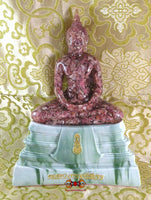 Fortune statue of LP Sothorn Buddha (in bank notes !!!)