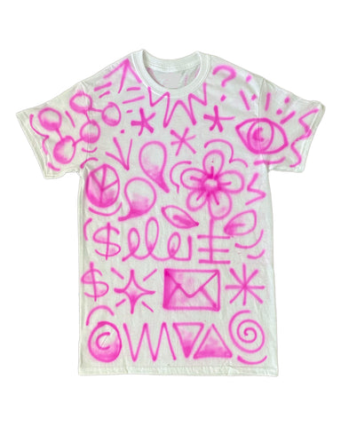 Airbrush Tshirt (Small)