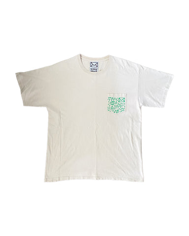 Puff Paint Pocket Tshirt