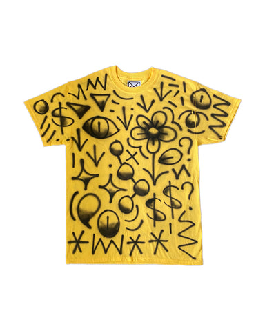 Airbrush Tshirt (Medium)