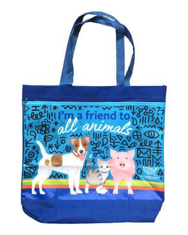 All Animals Tote Bag