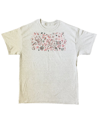 Hand Drawn Tshirt