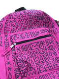 Hand Drawn Back Pack