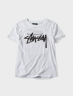 Slash Tee Shirt (White)