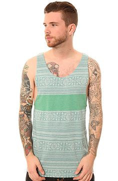 Men's Mexi Cali Tank (Blue Mercy)