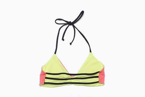 Women's Strap Back Top (Citrus)