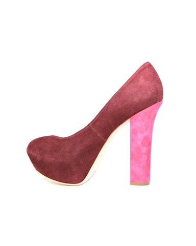 Women's Alvahs Pumps (Plum)