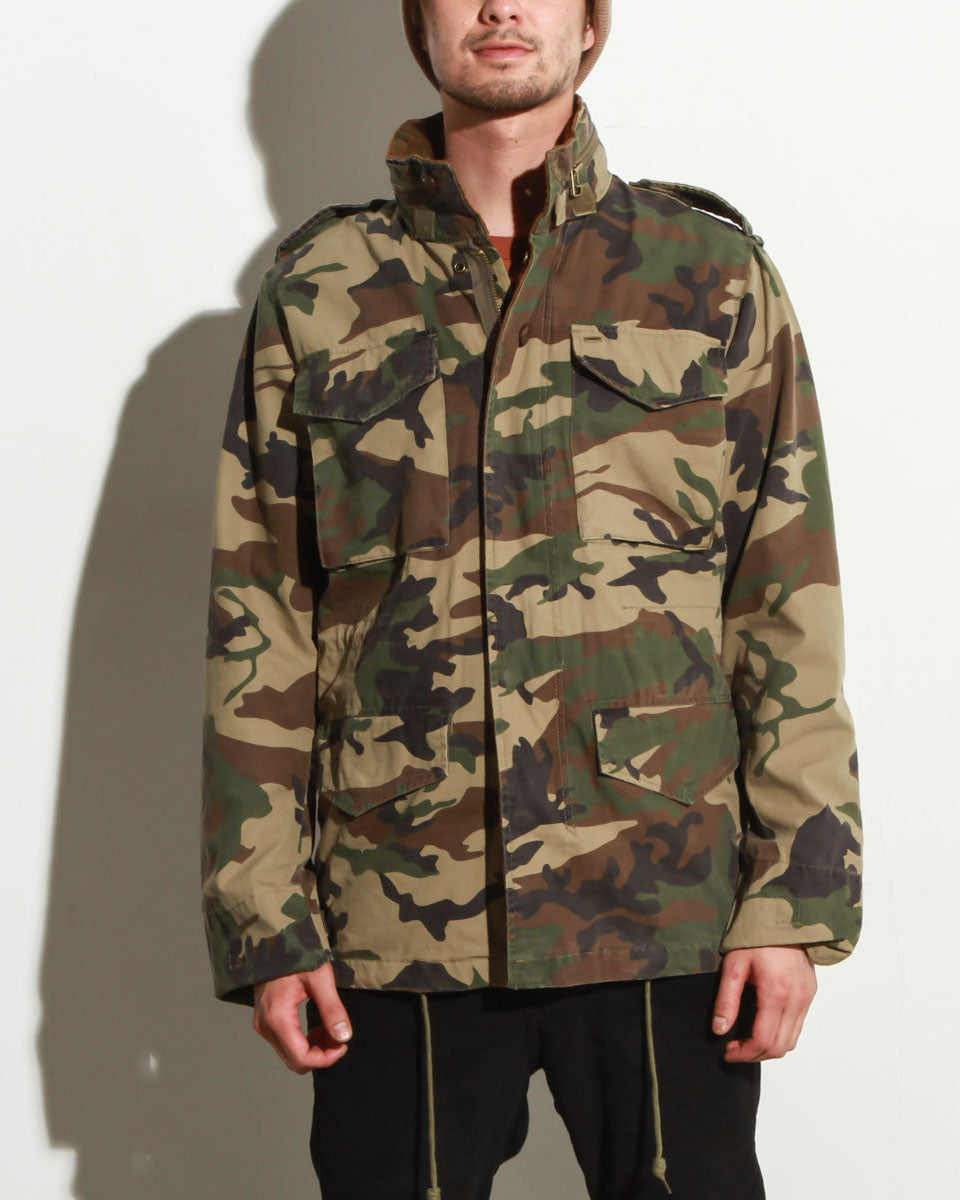 Men's Iggy Jacket (Camo)